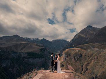 destination elopement photography